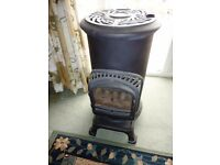 Thurcroft portable gas heater