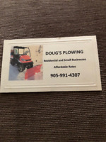 Plowing available in Fort Erie