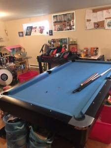 Table de billard - pool table Palason Billards