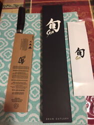 Shun Premier Santoku knife 7 Brand New