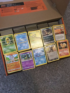 Roughly 5,000 Pokemon Card Bulk