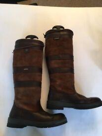 Women's Dubarry Boots size 5 (38)