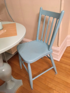 Refinished Antique Dining Chair