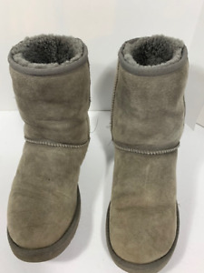 *UGG - authentic winter boots - women size 8*