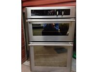 Stoves Q 9000 GRF DO Rotostar Double Oven and Grill Stainless Steel excellent condition