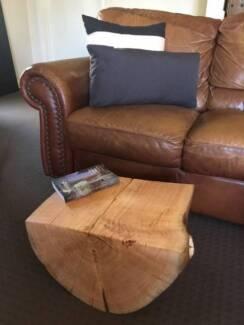 Hand made Roley Poley stool - Australian timber - Pine