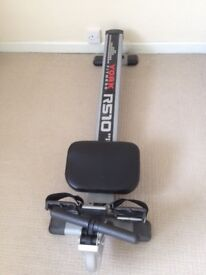 York R510 Rowing machine in good condition, hardly used