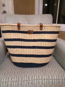 Ralph Lauren Portland Summer Beach Tote Bag