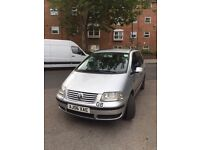 PCO Licence Volkswagen Sharan 1.9 TDI For Quick Sale 5dr