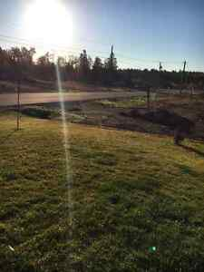 Fall Sale! Building lots in Fernwood Park Subdivision