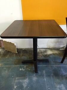 Commercial Tables & Chairs for Sale