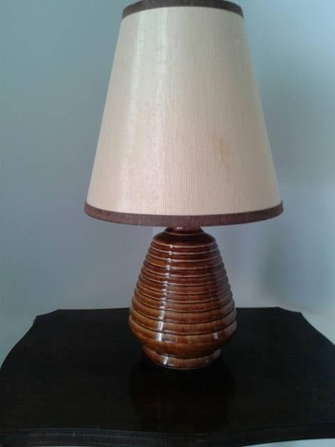 Vintage retro ceramic lamp table desk lamps gumtree australia yarra ranges kilsyth 1158385653