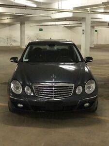 2008 Mercedes-Benz E-Class Luxury Sedan