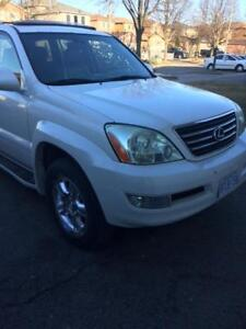 2005 Lexus Gx-470 Great Condition!