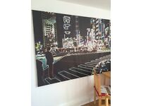 Wall poster/picture lost city 200x140cm IKEA