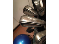 GOLF CLUB SET : Ben Sayers Dual Cavity Set + Bag - **Bargain**