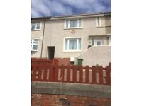2 bed mid terraced house to let Kirkshaws, coatbridge