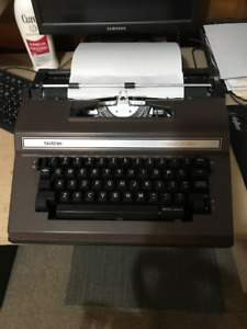 Brother Electric Typewriter