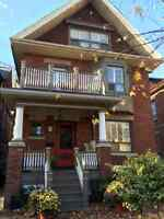 Room for Rent - 3 bedroom- Main Floor- Victorian in Cabbagetown.