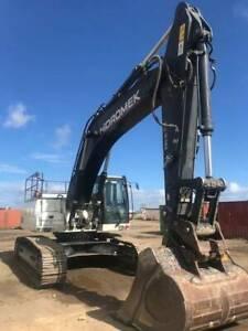 Used 2018 Hidromek HMK370LC-3 Excavator Hallam Casey Area Preview