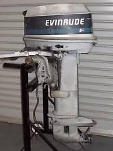 25HP Evinrude Outboard WRECKING this motor North Boambee Valley Coffs Harbour City Preview