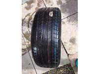 Dunlop SP Sport Maxx TT 235/55/17 103w tyre - VW T5 Caravelle - unused