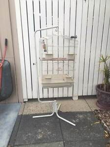 Bird Cage With Stand Cloverdale Belmont Area Preview