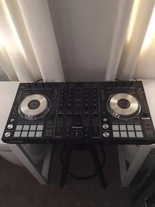 Pioneer DDJ SX-1000 + Decksaver Cover + Road Case = A Steal! Burwood Burwood Area Preview