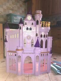 Very large Disney princess castle £6