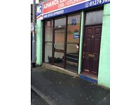 ***SHOP TO LET BD8***80 LUMB LANE