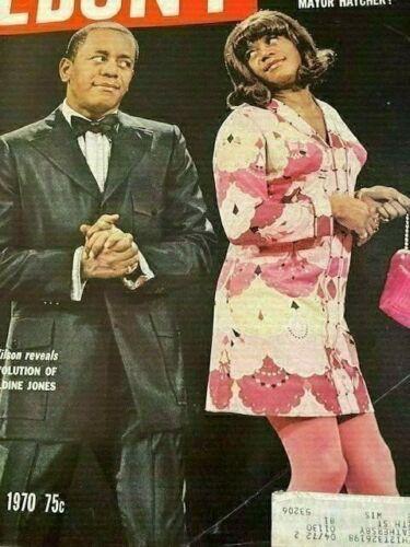 Vintage Ebony Magazine Dec 1970 Flip Wilson & Geraldine