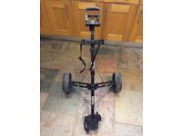 Hippo Pull Golf Trolley