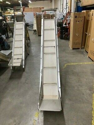 Ppe Conveyor Pci-127 Heavy Duty Incline Conveyor