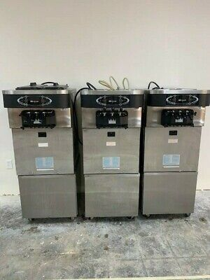 Taylor C723-33 Ice Cream Machine 3 Phase Water Cooled Used Condition Sn