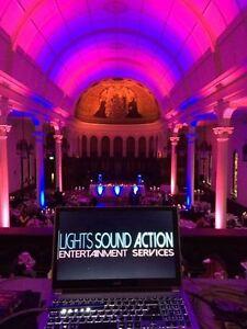Wedding Uplighting Lighting Special Effects Monogram Services Windsor Region Ontario image 5
