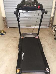 Healthstream HS3500T Treadmill - virtually brand new Woodville South Charles Sturt Area Preview