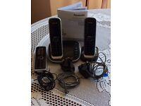 Digital Cordless Telephone Answering System - Panasonic KX-TGJ320E