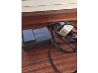 Canon battery charger cb-2lte