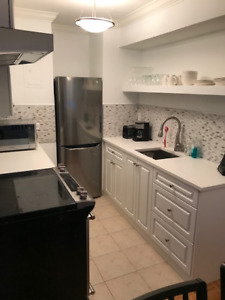 Spacious, updated, West End Apartment