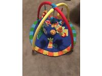 Playmat activity gym for newborn