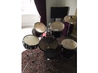 Tiger Junior Drum Kit