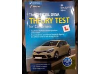 The official DVSA theory test for car drivers Paperback