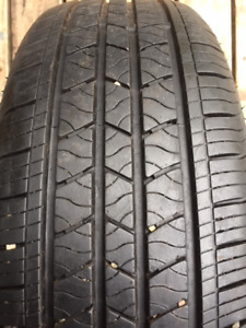 Set of 195/65/15 Ironman Radial RB-12 all season tires installed