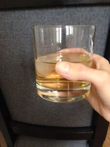 Old Fashioned glasses or Whiskey glasses