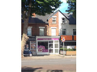 Reading Town centre Studio flat For Rent Next to T.G.I. Friday's on Caversham Road