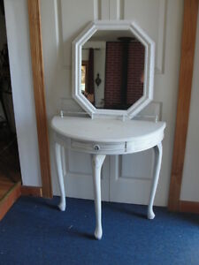 hall table or make up vanity