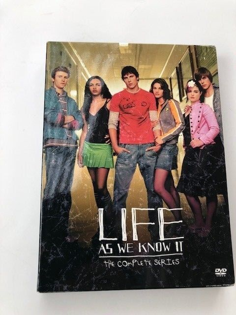 Life As We Know It DVD, 2005  - $7.95