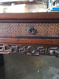 Gorgeous Antique Chinese Desk