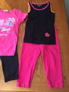 Girls Youth Size 10/12 Summer Outfits