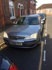 2006 Ford Mondeo 2.0 litre TDCI 130HP - reliable runner / great condition